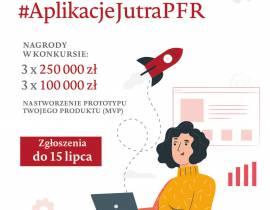 Konkurs #AplikacjeJutraPFR